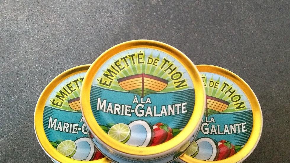Emietté de thon La Marie Galante