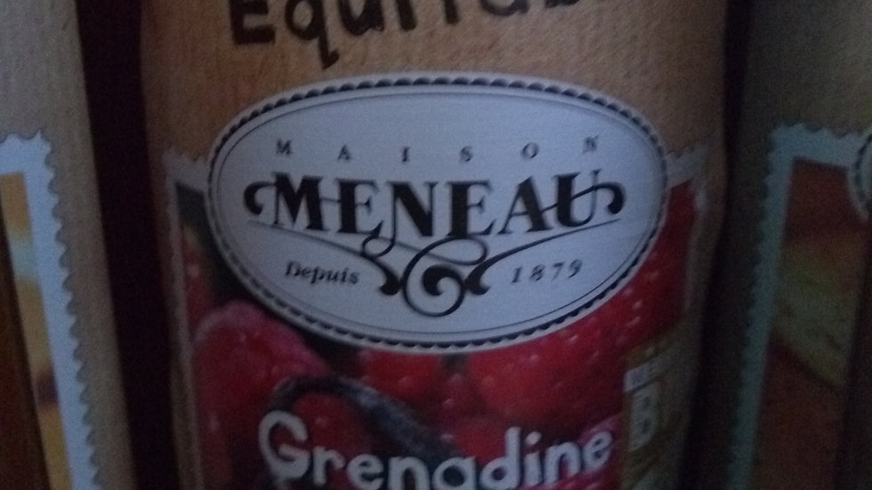 Pur sirop de canne grenadine bio