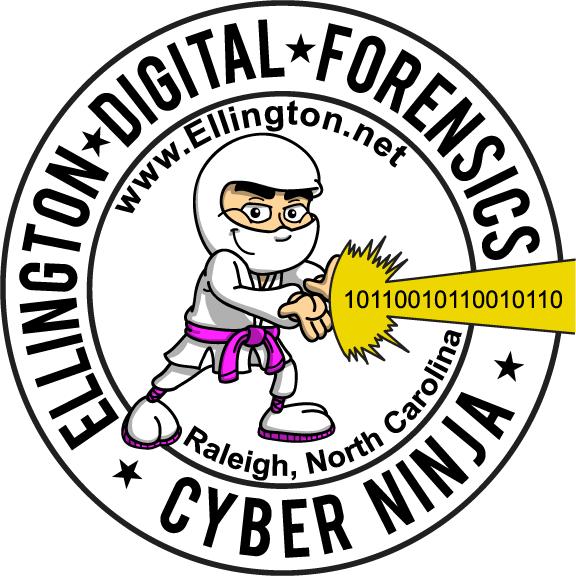 Ellington Digital Forensics Cyber Ninjas