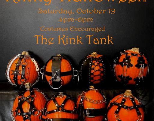 The Kink Tank presents Kinky Halloween