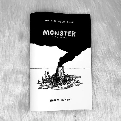 Monster Island zine