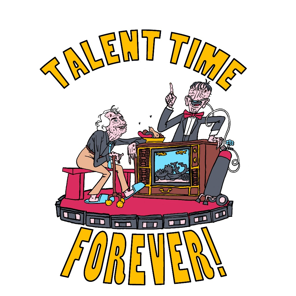 Talent Time Forever