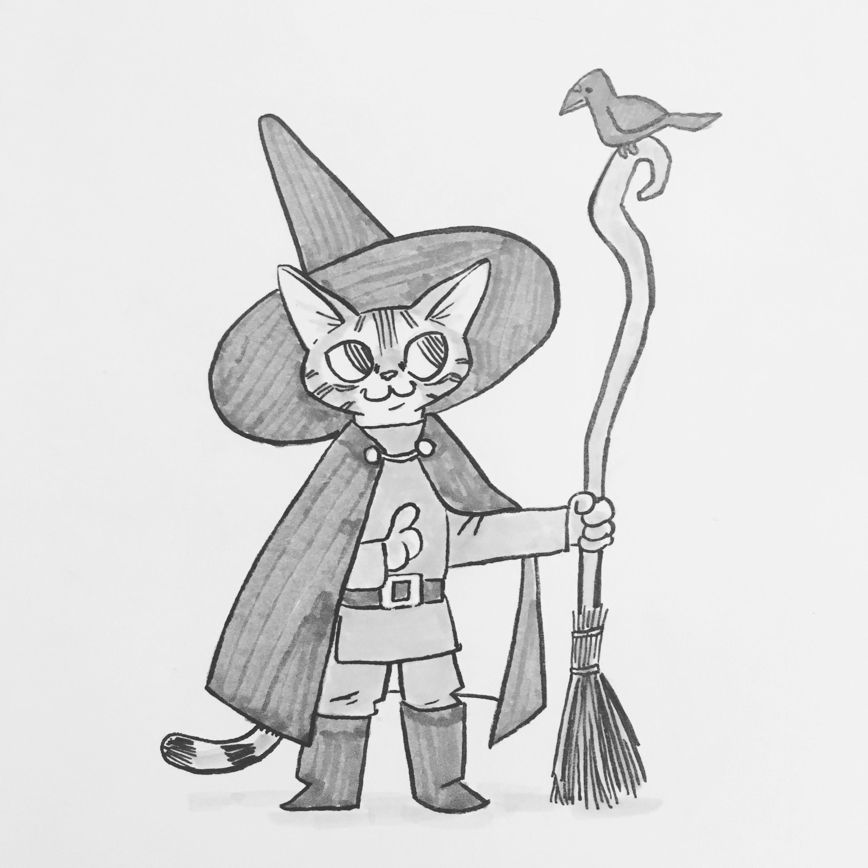 Witch Scarlett