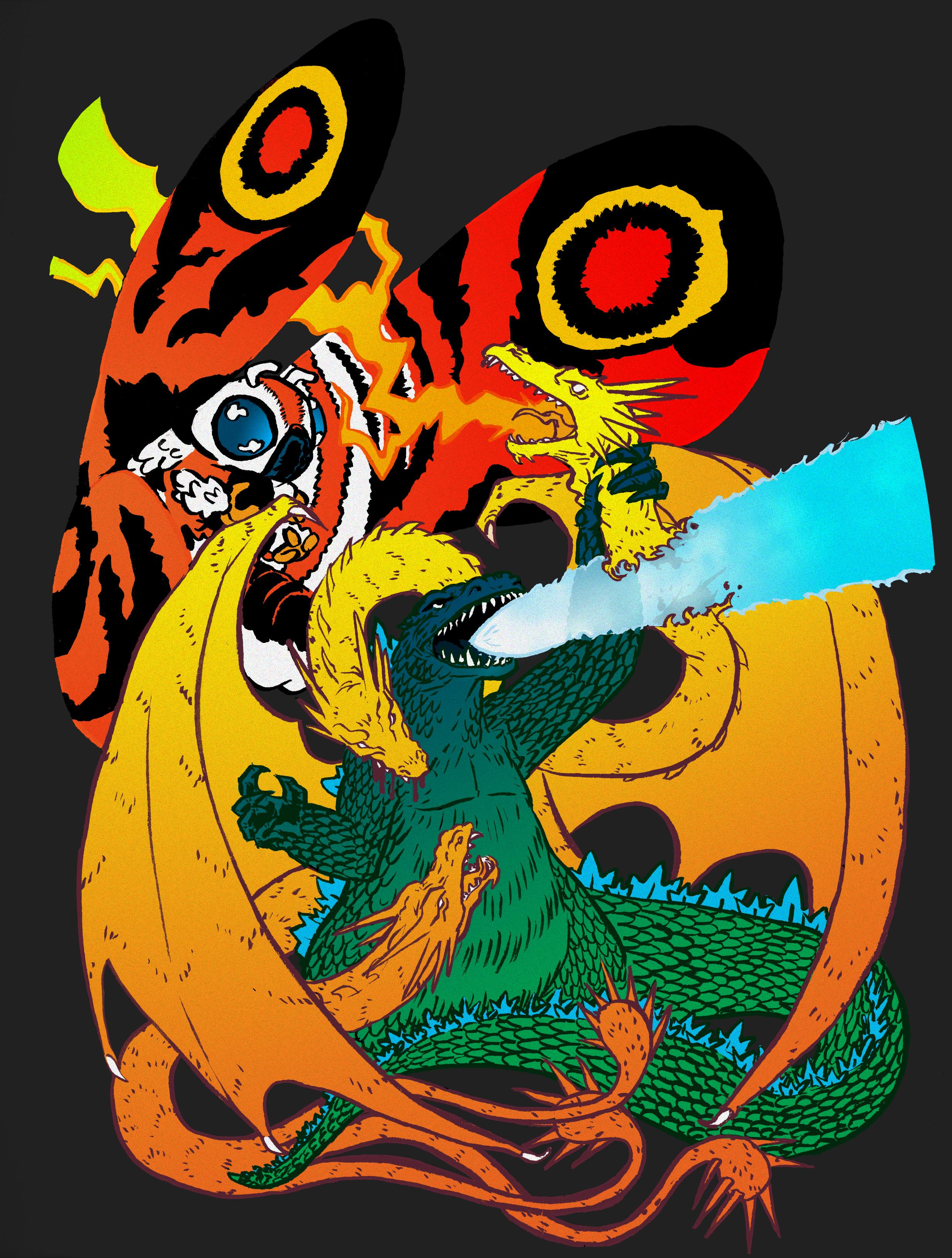 King of Kaiju