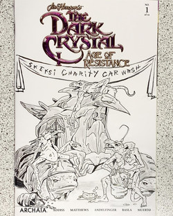 Dark Crystal Cover 2019