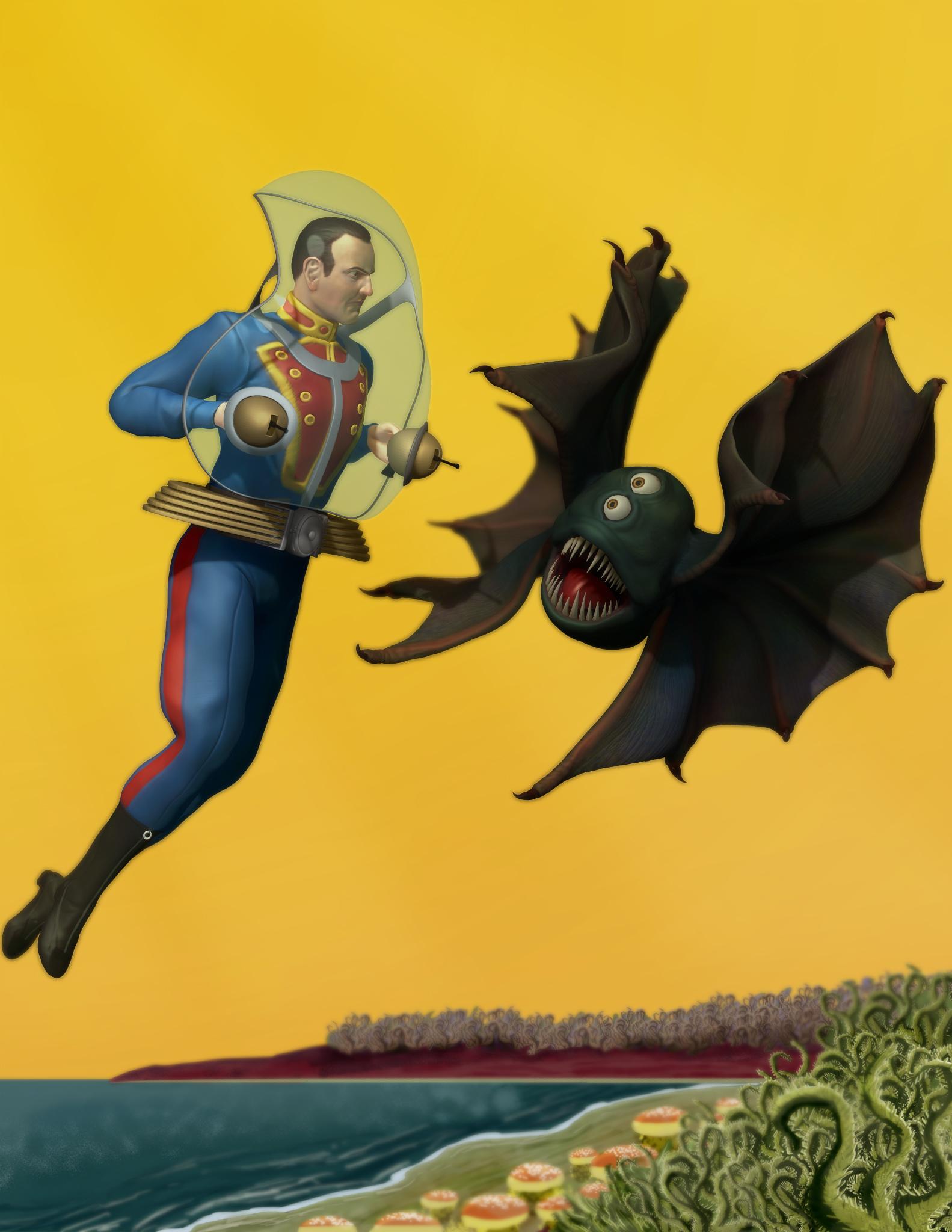 Wonder Stories Cover