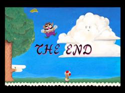 The End of Warios Woods