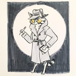Detective Scarlett