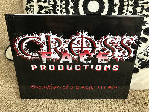 Cage Titans Fight Book- LIMITED EDITION