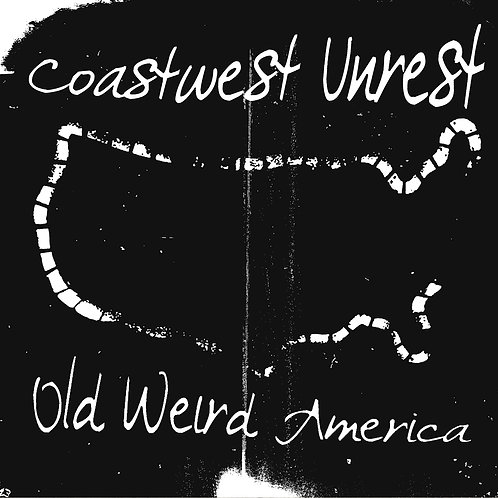 Old Weird America - CD