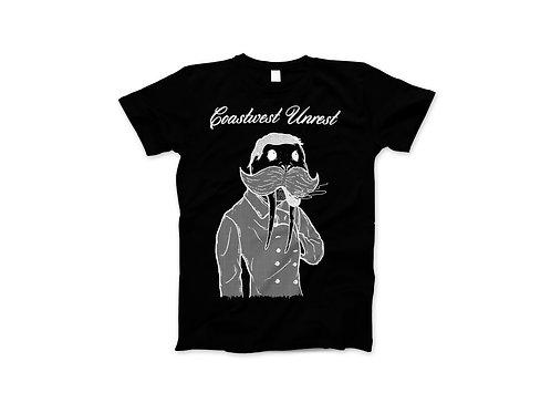 Walrus - T-Shirt - Black