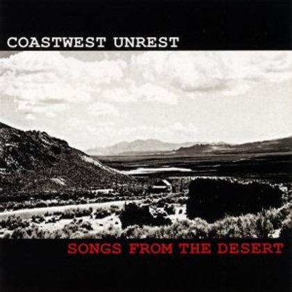 Songs From The Desert - CD