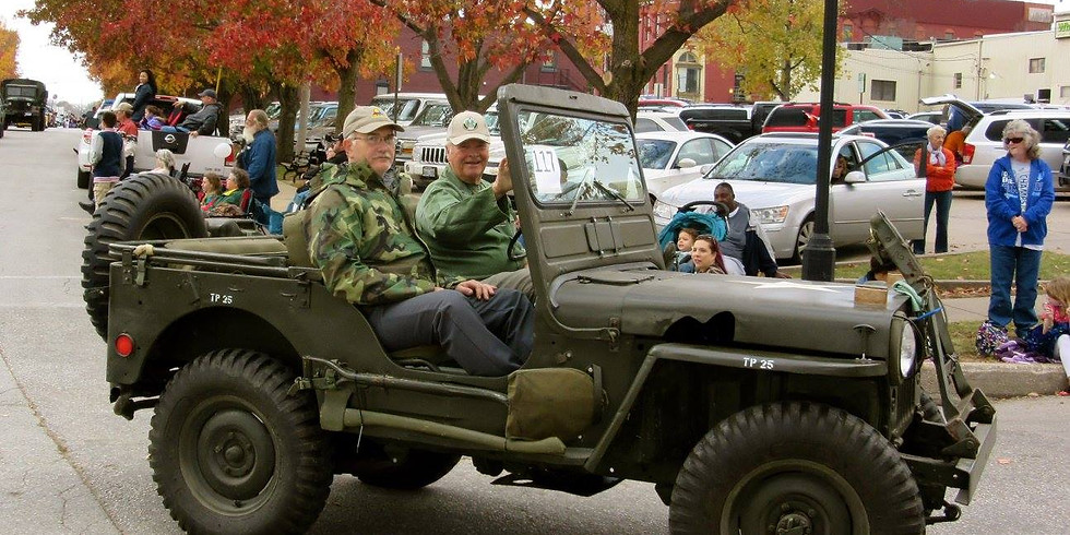 Great American Jeep and Military Vehicle Expo