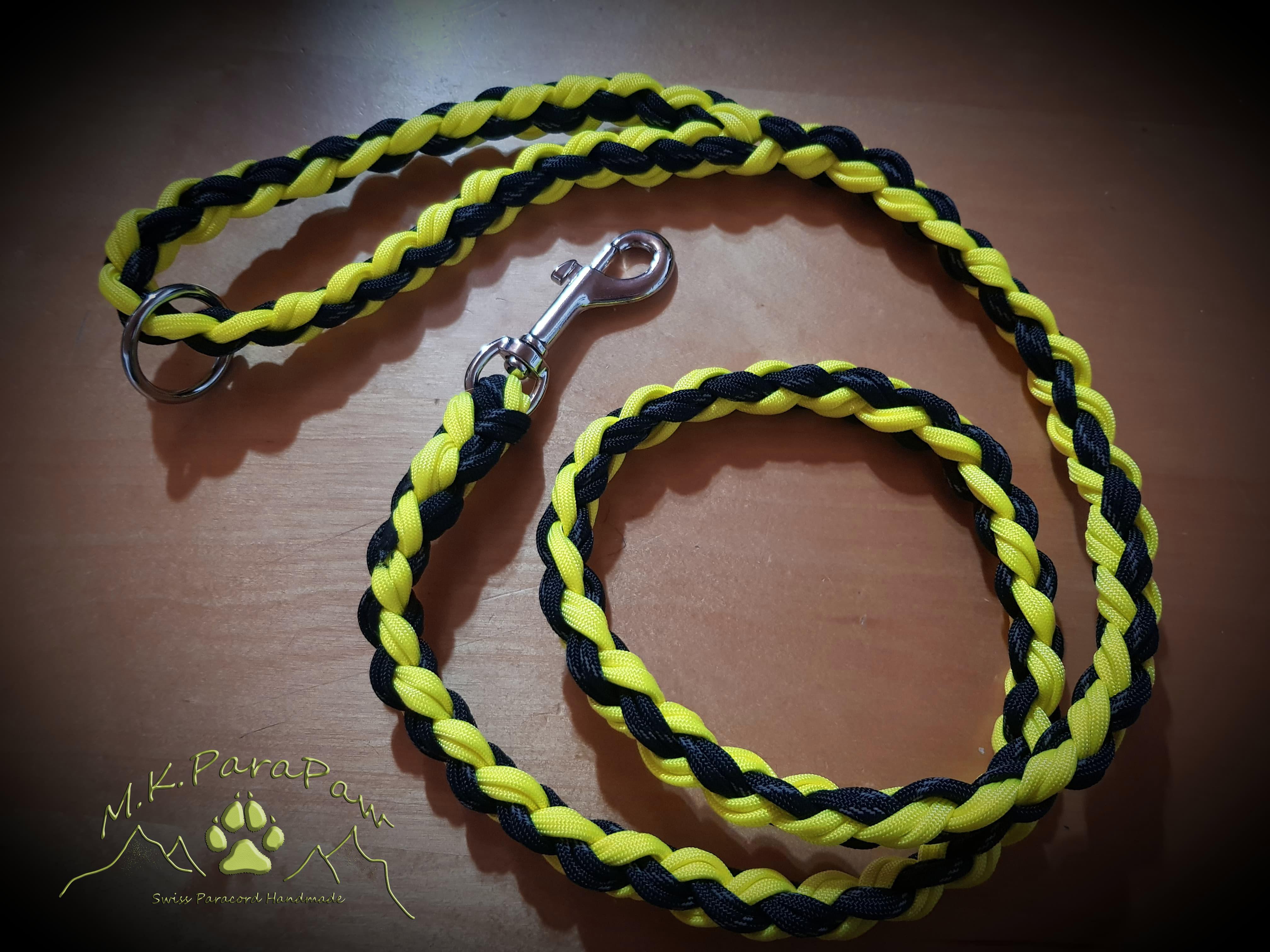 Hundeleine mit Ring