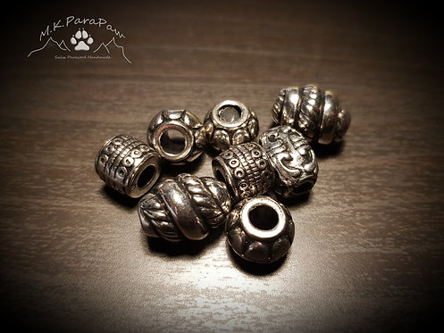 Beads Silver Mix