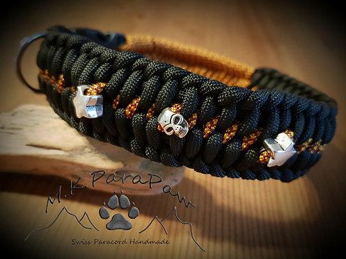 Hundehalsband Star Skull