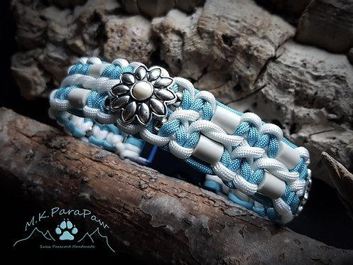 """""""Bluewonder Klick"""" - EM-Keramik Hundehalsband"""