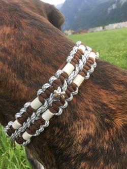 EM-Keramik Halsband 2 Reihe
