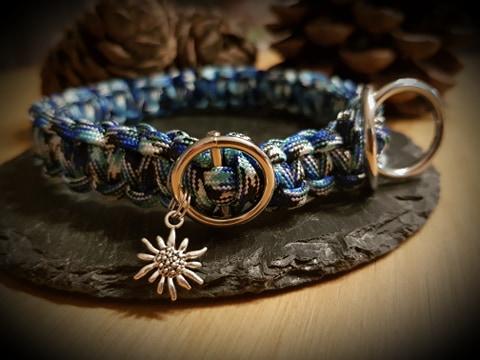 EM-Keramik Halsband 1 Reihe