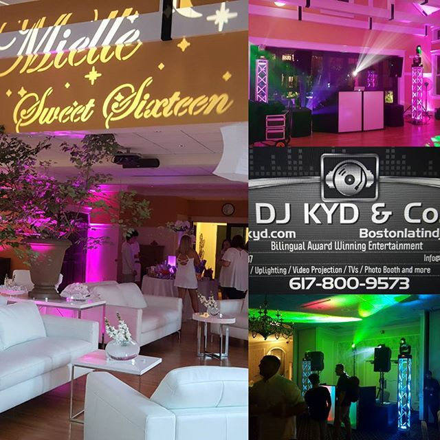 Boston cape cod wedding dj