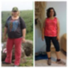 המלצתה של מטופלת שירדה במשקל-מיטל שני