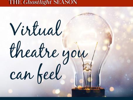 Austin Playhouse announes Ghostlight Season!