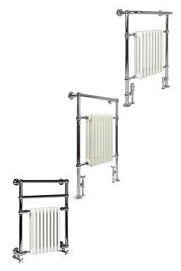 Vivien 8 Heated Towel Rail | Castrads