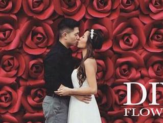 D.I.Y. สายอาร์ตด้วยดอกไม้กระดาษ