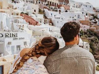 Santorini โรแมนติกกับสถานที่ท่องเที่ยวชวนฝัน