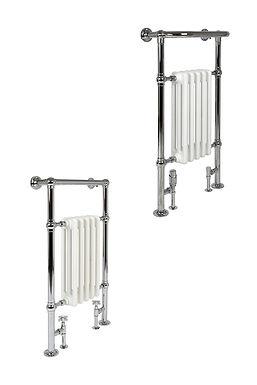 Vivien 5 Heated Towel Rail | Castrads