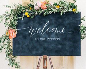 ไอเดียของตกแต่งง่ายๆในงานแต่งงาน (DIY)