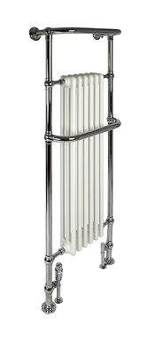 Vivien 6 Heated Towel Rail | Castrads