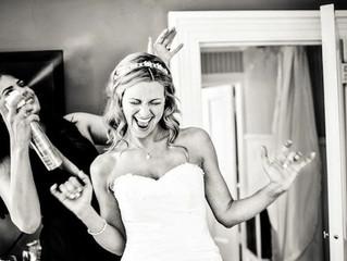 ภาพน่าจำจดก่อนเริ่มพิธีงานแต่งงานที่เจ้าสาวไม่ควรพลาด