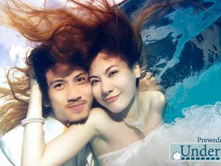 บอกรักใต้มหาสมุทร (Underwater Wedding)