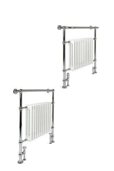 Vivien 11 Heated Towel Rail | Castrads