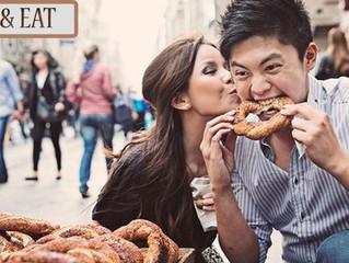 """เอาใจ """"คู่รักสายกิน!"""" ด้วยภาพถ่ายสไตล์ Enjoy Eating"""