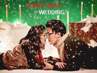 คริสมาสต์อบอุ่นกับการถ่ายรูปแต่งงาน