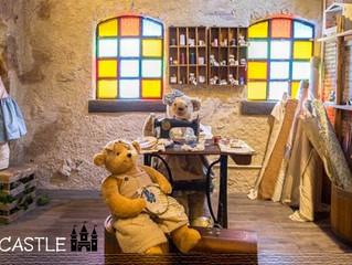 Teddy Castle ปราสาทตุ๊กตาหมี  ที่คนรักหมีห้ามพลาด