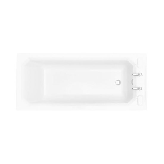 Granley Acrylic Single Ended Fitted Bath | Heritage