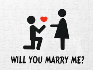 """Will You Marry Me ?""...เสี้ยววินาทีขอแต่งงาน"