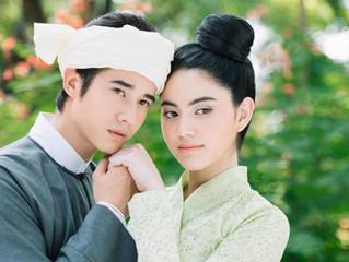 """""""บ่วงบรรจถรณ์"""" ชวนคู่รักหันมาสวมชุดไทยถ่ายรูป แต่งงานมากขึ้น"""