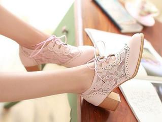 แฟชั่นรองเท้าเจ้าสาวแต่ละยุคสมัย