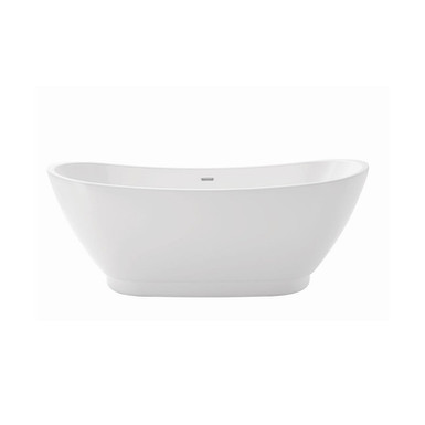 Edvin Freestanding Acrylic Double Ended Bath | Heritage