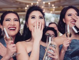 สร้างความประทับใจในงานแต่งให้แขกที่มาร่วมงานทำอย่างไรดี?