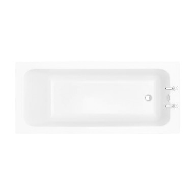 Wynwood Acrylic Single Ended Fitted Bath 2 Taphole | Heritage