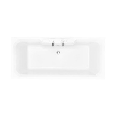 Granley Acrylic Double Ended Fitted Bath  | Heritage