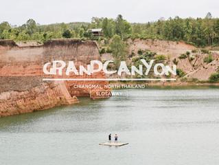 กระโดดออกนอกกรอบไปถ่าย พรีเวดดิ้ง ที่ Grand Canyon สร้างความงามไม่ซ้ำใคร