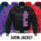 Custom Satin Jacket