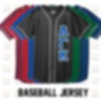Greek Baseball Jersey