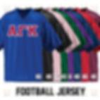 Fraternity Football Jersey